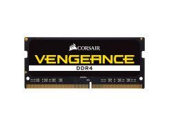 Оперативная память Corsair 8 GB SO-DIMM DDR4 2400 MHz Vengeance CMSX8GX4M1A2400C16 (F00173820)