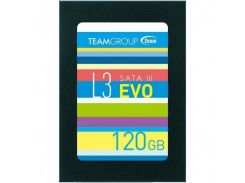 Накопитель SSD Team L3 EVO 120GB 2.5 SATAIII TLC (F00176048)