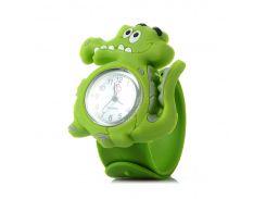 Детские наручные часы Крокодил WFC004 Зеленый (gab_rp90croconwjgb)