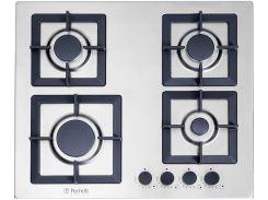 Газовая варочная поверхность Perfelli DESIGN HGM 6430 INOX SLIM LINE Нержавеющая сталь (1612388)