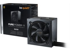 Блок питания be quiet! Pure Power 11 500W (BN293) (F00178517)