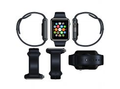 Смарт-часы UWatch A1 Black (1061-6122а)