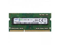 Оперативная память Samsung SoDIMM DDR3 4GB 1600 MHz (M471B5173QH0-YK0/M471B5273DM0-CK0) (F00181547)