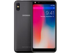 Смартфон Doogee X53 1/16 GB Black (58967)