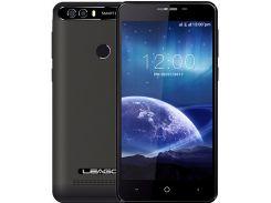 Смартфон LEAGOO Power 2 2/16GB Black (73675)