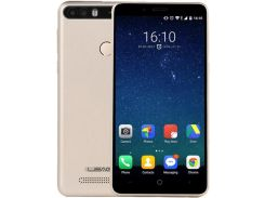 Смартфон LEAGOO Power 2 2/16GB Gold (73677)