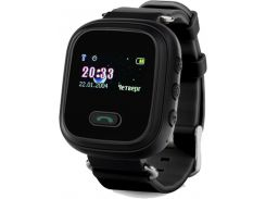 Смарт-часы UWatch Q60 Kid smart watch Black (50516)