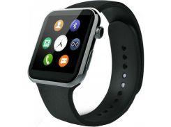 Смарт-часы UWatch Smart A9 Pulse Black (50705)