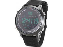Смарт-часы UWatch EX18 Black (53983)