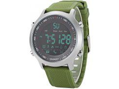 Смарт-часы UWatch EX18 Green (54051)