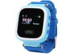 Смарт-часы UWatch Q60 Kid smart watch Blue (50517)
