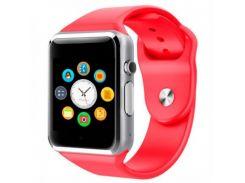 Смарт-часы UWatch A1 Red (mt-88)