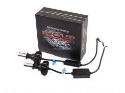 Светодиодные (LED) лампы rVolt RR02d H3 (dual color) 4500Lm