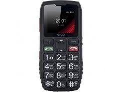 Ergo F184 Respect Dual Sim Black (6563625)