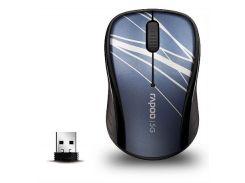 Мышь RAPOO 3100р Wireless Blue (9461599)
