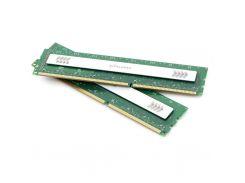 Оперативная память eXceleram DDR3 16GB 2x8GB 1600 MHz Silver Peewee (E30166A)