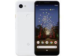 Смартфон Google Pixel 3a 4/64GB Clearly White (90857)