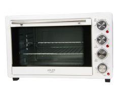 Электрическая печь духовка Adler AD 6001 35л 1500 Вт (5901436590774)
