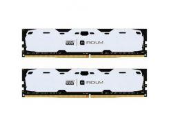 GOODRAM DDR4 2400MHz 16GB 2x8GB Iridium White IR-W2400D464L15S/16GDC (5235474)
