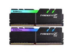 Оперативная память для компьютера DDR4 16GB 2x8GB 3200 MHz Trident Z RGB G.Skill F4-3200C16D-16GTZR (5441341)