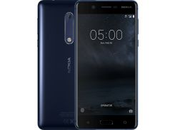 Nokia 5 Dual SIM 2/16Gb Tempered Blue (STD00660)
