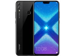 Смартфон Honor 8x 6/128GB Black (STD01967)