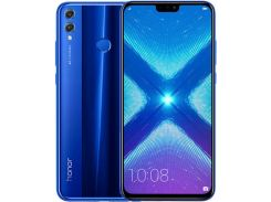 Смартфон Honor 8x 6/128GB Blue (STD02716)