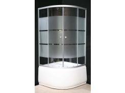 Душевая кабина Sunlight 7125-07 90х90x200 Каленое стекло
