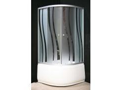Душевая кабина Sunlight 7125-06 90х90x200 см Узор