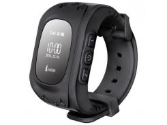 Детские часы с GPS Smart Baby Watch Q50 Black (hub_jCIb15323)