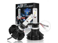Лампа LED HeadLight X3-H11 (u456)