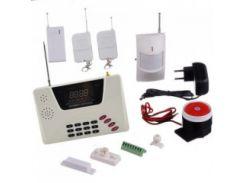 Охранная сигнализация комплект GSM 360 RU 433 Alarm (hub_mgXa20252)