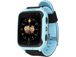 Детские умные часы Smart Baby Watch M05 Голубой