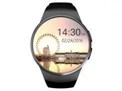 Умные часы King Wear KW18 с поддержкой SIM-карты Черный (swkingwkw18bl)