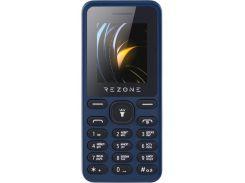 Мобильный телефон Rezone A170 Point Dark Blue (s-231416)