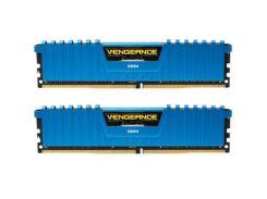 Оперативная память DDR4 16GB (2x8GB) 3000 MHz Vengeance LPX Blue CORSAIR CMK16GX4M2B3000C15B (8573456)