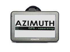 Автомобильный GPS Навигатор Azimuth B55 (68-50550)