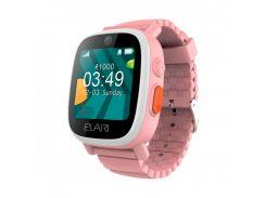 Смарт часы детские Elari Fixitime 3 Розовый (1223)