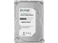 "Жесткий диск i.norys 500GB 5900 rpm 8MB (INO-IHDD0500S2-D1-5908) HDD 3,5"" (1043-2101)"