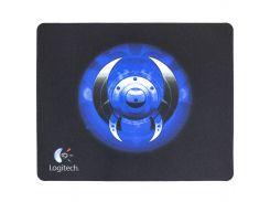 Коврик Logitech F1 1.5mm для компьютерной мышки игровая поверхность (3406-9456)