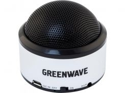 Портативная колонка Greenwave PS-300M Silver-Black (F00180934)