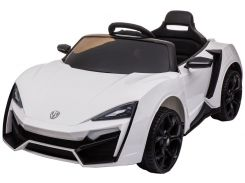 Детский электромобиль FT5188 Lykan Hypersport Белый (OL00221)
