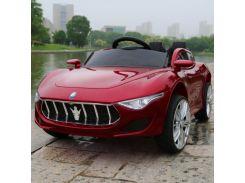 Детский электромобиль Maserati FT 8808 Бордовый (OL00227)
