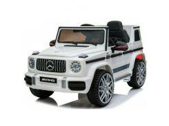 Электромобиль Джип Mercedes-Benz G63-0003 Белый (OL00233)
