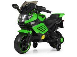 Мотоцикл 158-1 BMW Зеленый (OL00235)
