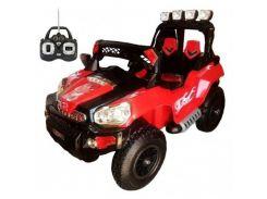 Детский электромобиль JEEP TRIUMF 801-3 Красный (OL00250)