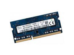 Оперативная память для ноутбука SoDIMM DDR3L 4GB 1600 MHz Hynix HMT451S6BFR8A-PB (s-230338)