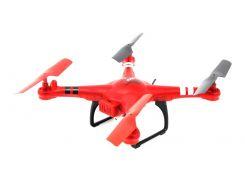Квадрокоптер WL Toys Q222K Spaceship Красный (WL-Q222K-R)