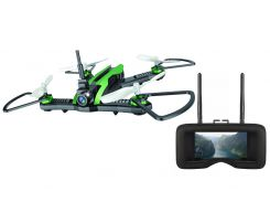 Квадрокоптер с видеошлемом Helicute H825G FPV RACER 3.0 с камерой FPV (DB-0048)