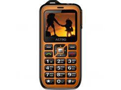 Astro B200 RX Black Orange